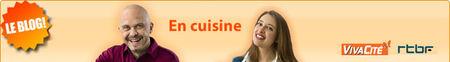 En cuisine, émission RTBF radio - Vivacité