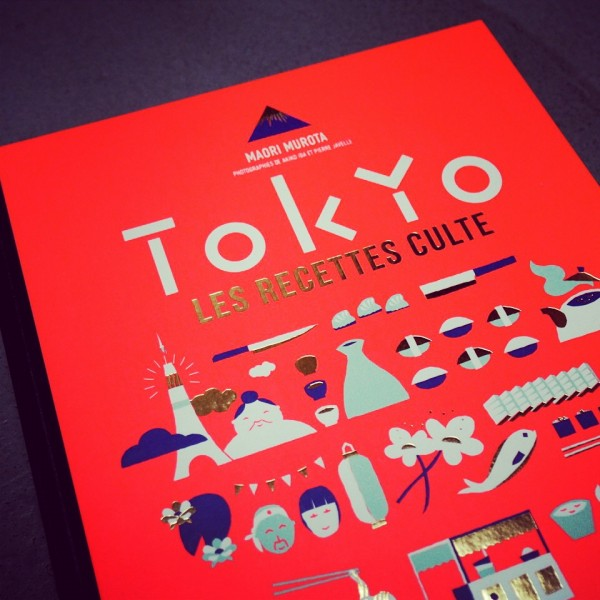 Tokyo, les recettes culte de Maori Murota