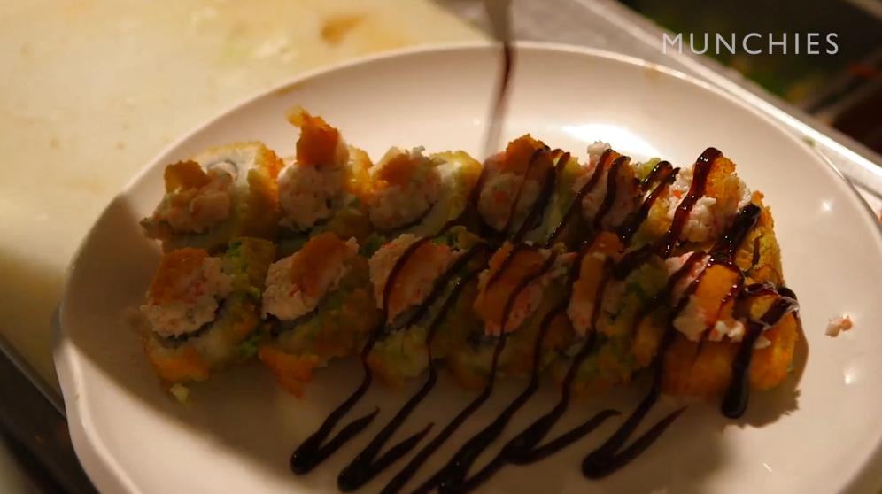 El sushi mexicano - Culichi Town