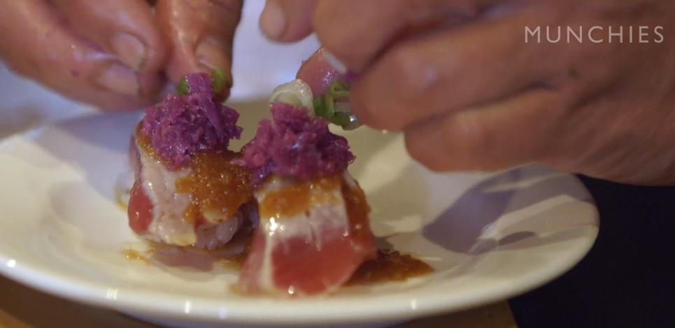 Miki Izumisawa @ 242 Cafe Fusion Sushi