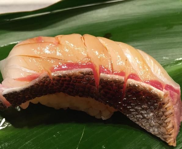 La pureté du sushi nigiri - Hamasaku Los Angeles