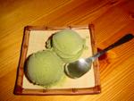 Glace au th� vert | Matcha ou Ma-cha ice - Hama Shin - Ixelles