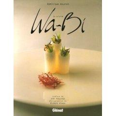 Wa-Bi, un livre raffiné de cuisine japonaise