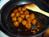 Niku-Dango No Amakara-Ni: petites boulettes japonaises sucrées (7 Mai 2005)