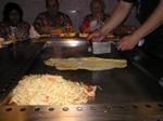 Menu Ryori Sakura - Omelette