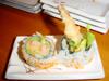 Tempura sushi (Crevette)