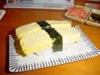 Tamago sushi (Omelette japonaise)