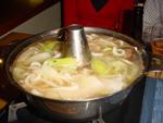 Fondue Shabu-Shabu: partie 2 - nouilles Udon