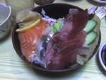 Yamayu Santastu - Bruxelles - Chirashi sushi - Bol de riz avec des sashimis