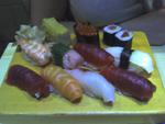 Yamayu Santastu - Bruxelles - Mix de sushis