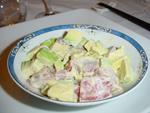 Avocat au thon rouge