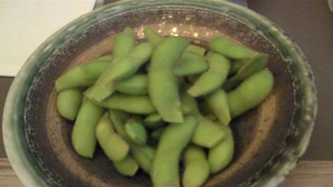 Edamame - Haricots à fèves