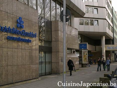 Dusseldorf - JapanTown - Hotel Nikko
