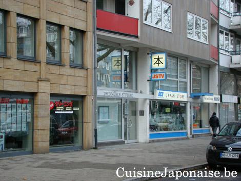 Dusseldorf - Immermannstrasse - Coeur de JapanTown
