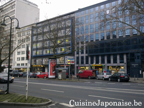 Dusseldorf - JapanTown - Immermannstrasse