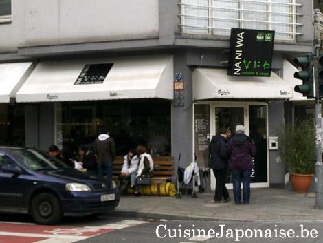 Dusseldorf - Naniwa, le bar à ramen où la file à l'extérieur ne diminue jamais