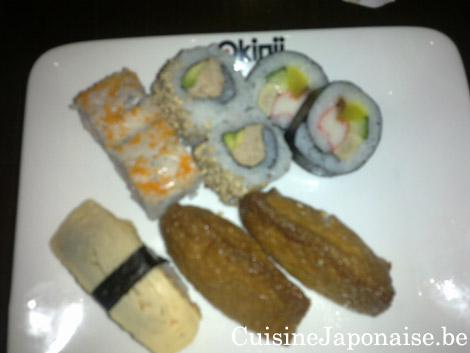 Dusseldorf - Okinii- All you can eat - Sushi