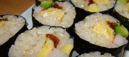 Easy-Sushi - Tamago