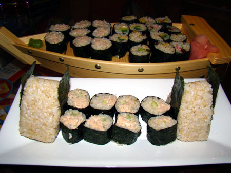 Easy-Sushi - Sushi boat & plus