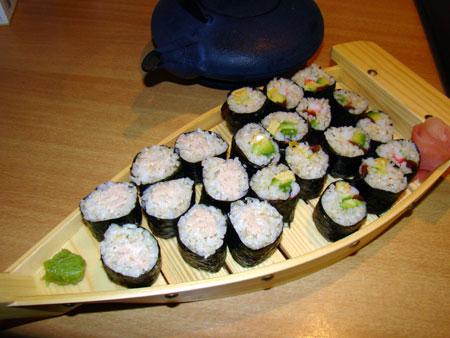 Easy-Sushi - Sushi boat