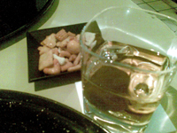 Apéritif japonais: umeshu :: liqueur de prunes japonaises