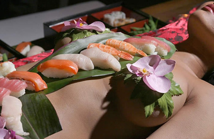 Nyaotaimori :: the forbidden sushi - le sushi interdit