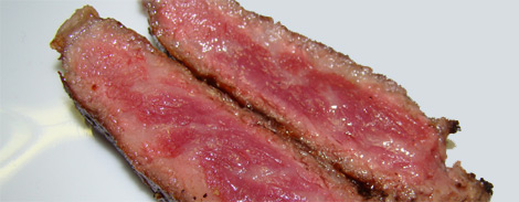Wagyu - close up