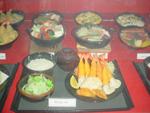 Vitrine d'un restaurant japonais - Japantown San Francisco