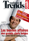 Le top 2007 des restos d'affaire selon Trends Tendances