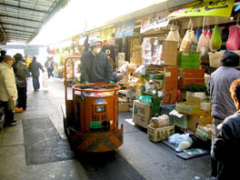 Tsukiji, le plus grand marché au poisson au monde