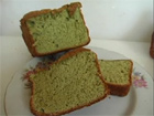 Cake au thé vert - Kasutera